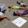 """Organizaciones reclaman que se declare la """"alerta de género"""". Pero el gobierno no cede. Foto: Isaín Mandujano/ChP"""