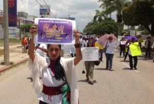 El Estado fracasa en asegurar que las mujeres no sean privadas de la vida a consecuencia de su condición de mujer: De los Saqntos Cruz