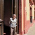 La familia Rovelo construyó hace cuatro generaciones la casa ubicada en Real de Guadalupe. Foto: Ángeles Mariscal/ChiapasPARALELO