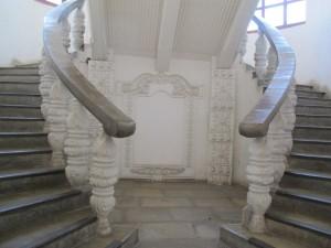 Museo de la Ciudad Tuxtla Gutiérrez Chiapas, escaleras