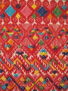 Textil maya