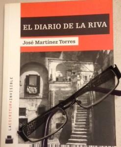 Portada de El diario de la Riva, obra editada por Editorial Terracota. Foto:ChP