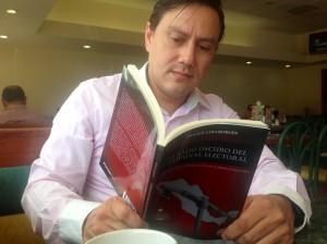 """Urge """"resetear"""" elm sistema de jhusticia electoral en México: Lara-Borges."""