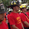 Bomberos de San Cristóbal luchan por sus derechos