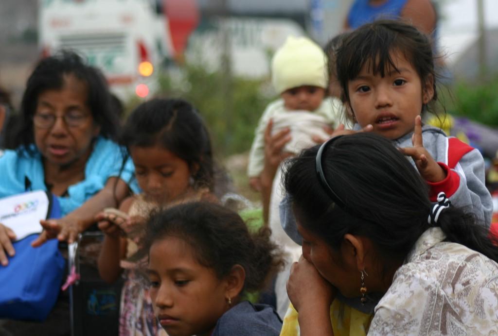 Continúan imparables los desplazamientos forzados en Chiapas. Foto: Ángeles Mariscal/Chiapas PARALELO