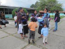 Gobierno de Chiapas pide a desplazados que retornen este domingo. Afectados consideran que no hay condiciones de seguridad. Foto: Juan Carlos Herrera