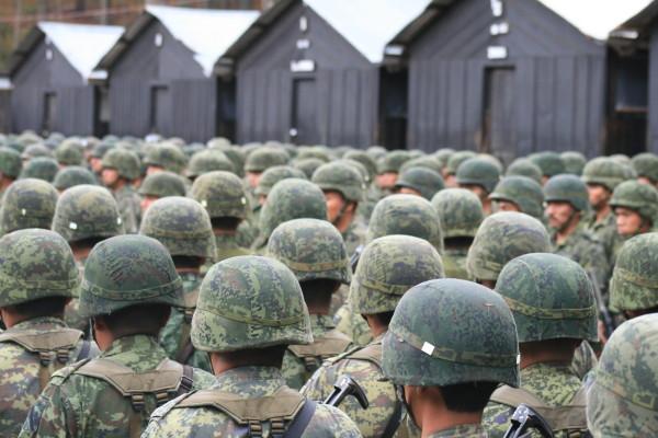 Integrantes del Ejército Mexicano Foto: Archivo Chiapas PARALELO