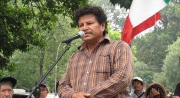 Mariano Abarca, líder ambientalista asesinado. A 4 años su muerte sigue en la impunidad. Foto: Cortesía