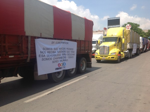 A la fecha operan en Chiapas 22 mil 626 unidades de transporte público. Foto: Isaín Mandujano/Chiapas PARALELO
