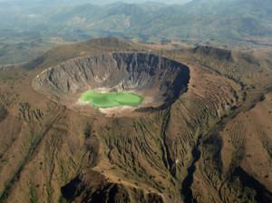 El Chichón o Chichonal como se le conoce al volcán del norte de Chiapas reposa en su letargo. Foto: Archivo/Chiapas PARALELO