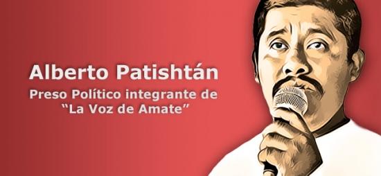 Alberto Patishtán se convirtió en el símbolo del preso injustamente detenido, a causa de su filiación política. Foto: Red de Medios Libres