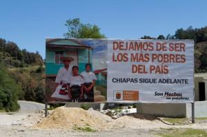 Chiapas: El discurso oficial.