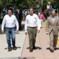 Cuahtemoc Cardenas planteó su propuesta de reforma energética en Chiapas. Foto: Cortesía/ Chiapas PARALELO.