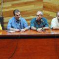 El director de Coneculta, Juan Carlos Cal y Mayor anunció el homenaje al artista. Foto: Cortesía/ Chiapas PARALELO.