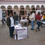 Consulta en San Cristóbal.  Foto: Amalia Avendaño