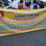 A la marcha se unieron diferentes expresiones de la sociedad.Foto: Chiapas Paralelo