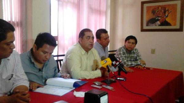 """La dirigencia estatal del PRD considera que Pablo Salazar """"tiene mala reputación"""". Foto: Chiapas PARALELO"""
