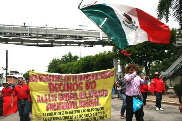 Llaman a la resistencia civil pacífica, por encima de diferencias ideológicas. Foto: Isaín Mandujano/Chiapas PARALELO