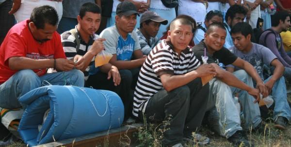 Migrantes son víctimas de abusos de los cuerpos policiacos en todos los niveles en Chiapas. Foto: Archivo/Chiapas PARALELO