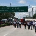 Los maestros anunciaron acciones de protestas para el sábado 13. Foto: Isaín Mandujano/Chiapas PARALELO