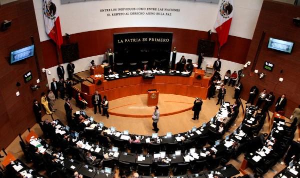 La iniciativa fue presentada por la senadora Angélica de la Peña y el senador Zoé Robledo, ambos del grupo parlamentario del PRD. Foto: Archivo/Chiapas PARALELO