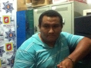 Aún cuando ya había sido capturado, el taxista agresor de mujeres en Tuxtla, fue liberado por policías municipales tras pagar una infracción administrativa.