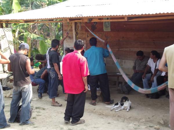 El despojo y desplazamiento forzado se ha incrementado en Chiapas debido a la impunidad, acusan afectados. Foto: Archivo Sipaz