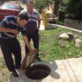 El fraude del sexenio sabinista, un dren pluvial millonario que no funciona. Foto: Chiapas PARALELO