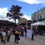 Marcha en san Cristóbal contra las Reformas de Peña Nieto. Foto: Fredy Martín