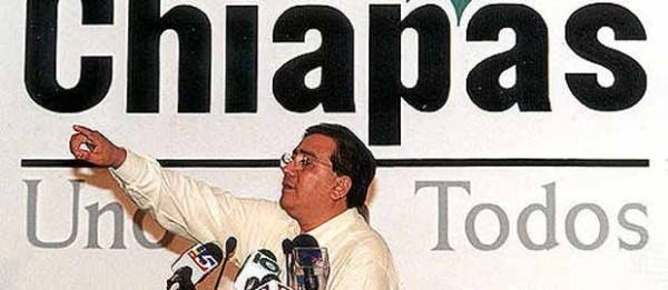 El ex gobernador Pablo Salazar regresó en esta nueva etapa de su vida en la política, a sus viejas animadversiones. Foto: Archivo Icoso