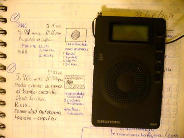 radio de onda corta
