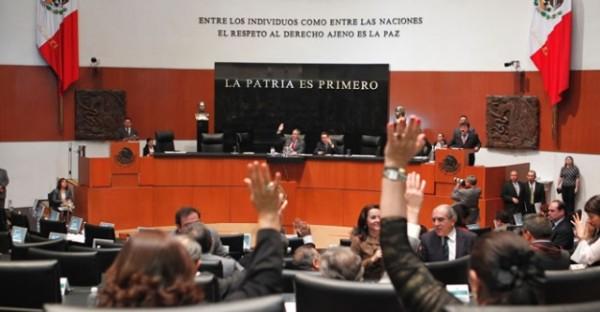 Avala Senado, por 102 votos a favor y 22 en contra, en lo general, el dictamen que expide la Ley General del Servicio Profesional Docente