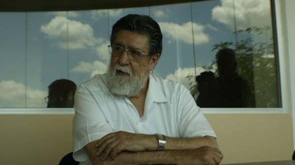 Andrés Fábregas Puig. Fotografía: Laura Lorena Fernández Zamora