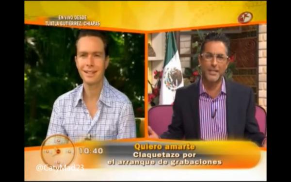 Un gobernador de telenovela