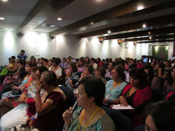 Periodistas de 10 países y 18 estados de la república se reunieron en Yucatán.