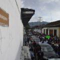 Foto: Miles marcharon en San Cristóbal de las Casas. Foto: Carlos Cordero/ Chiapas PARALELO.