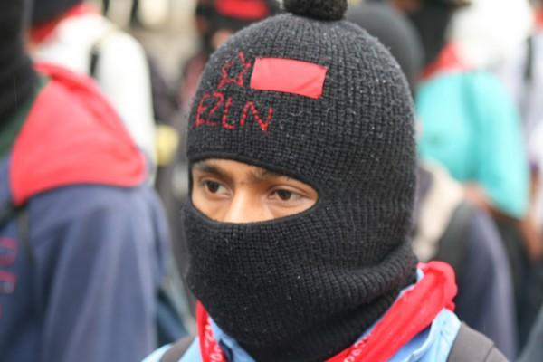 Jóvenes integran las nueva generación del EZLN, Chiapas México. Foto:Ángeles Mariscal/Chiapas PARALELO
