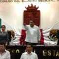 Diputados no pueden sesionar en el Congreso. No encontraron sede alterna. Foto: Cortesía/ Chiapas PARALELO. Archivo.