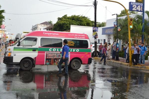 Exigen la destitución del director de vialidad y tránsito municipal de Tachula: Foto: Cesar Rodríguez/Chiapas PARALELO