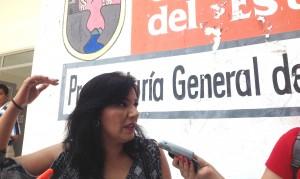 Lourdes Albores Figueroa, fue la última mujer que se encontró el taxista asaltante que siempre usaba el mismo modus operandi. Foto: Isaín Mandujano/Chiapas PARALELO