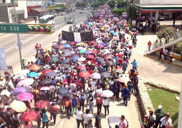Foto: Isaín Mandujano/Chiapas PARALELO