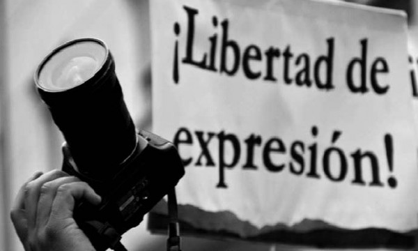 libertad de expresión foto