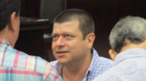 José Albores, presidente de la comision de derechos humanos. Foto: Sandra de los Santos/ Chiapas PARALELO.