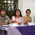 Camapaña contra el feminicidio en Chiapas. Foto: Cesar Rodríguez
