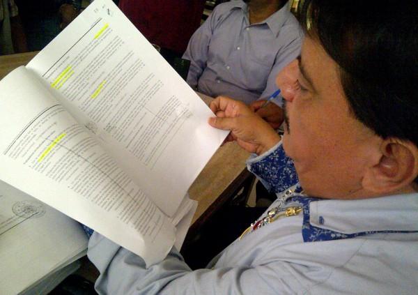 Horacio Culebro Borrayas es el abogado penalista que se ha dado a la tarea de perseguir la corrupción del exgobernador Juan Sabines Guerrero ante la pasividad de las instancias oficiales.
