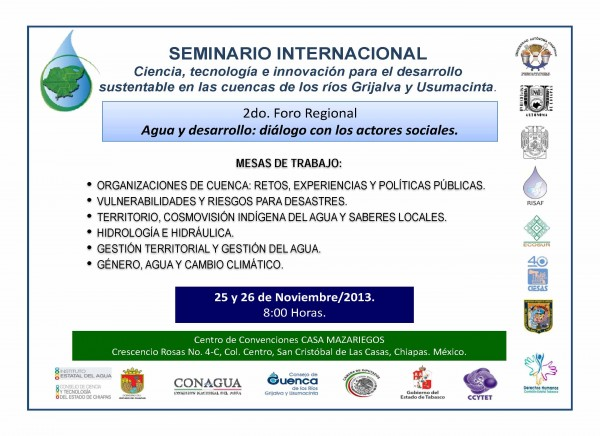 Invitacion Seminario Internacional