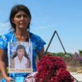 Madres de migrantes centroamericanos desaparecidos buscan por noveno año a sus hijos desaparecidos en México. Foto: Ángeles Mariscal/Chiapas PARALELO