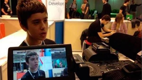 Nikos Adam fue contratado para el diseño de una nueva red social, 'Tech is Social'. Foto: Cortesía