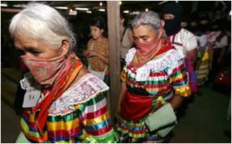 Las bases de apoyo zapatista construyen su Autonomía. Un Mundo Nuevo. El suyo. Ya no están en las márgenes. Foto: Cortesía