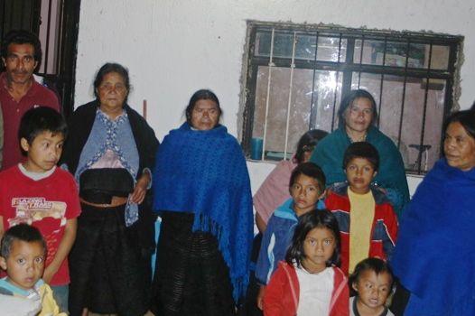 Las expulsiones contra grupos religiosos o políticos que se oponen a quienes tienen en poder en as comunidades, continúan en Chiapas. Foto: Fredy Martín